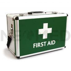 Κουτί Α' Βοηθειών Αλουμινίου ALU Large του οίκου Reliance Medical Αγγλίας