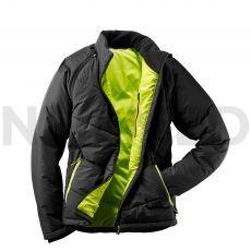 Αντιανεμικό Τζάκετ - Γιλέκο 2σε1 Zip Jacket GORE® WINDSTOPPER® Black του Γερμανικού οίκου HAIX