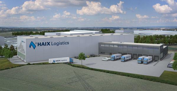 HAIX Logistics - Mainburg