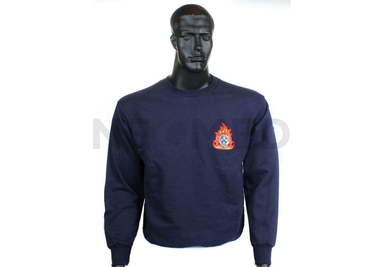 Μπλούζα Φούτερ Πυροσβεστικής με Κέντημα από την Greek Forces ... 57425e505c9