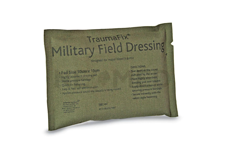 9e793f03c3 Στρατιωτικός Επίδεσμος Τραύματος Αιμοστατικός TraumaFix Military 10 x 19 cm  του οίκου Reliance Medical Αγγλίας ...