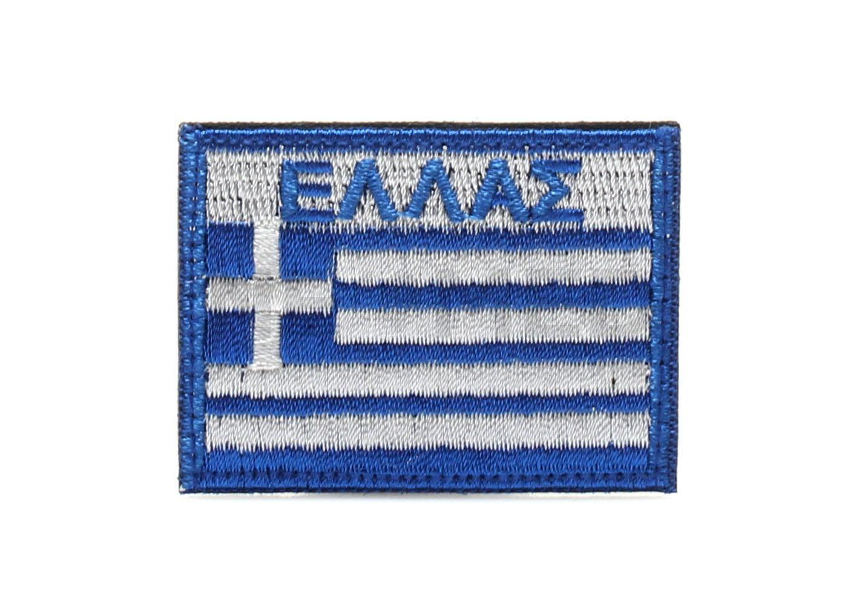 fc58aed71452 Ραφτό Σήμα Ελληνική Σημαία από τη NEOMED