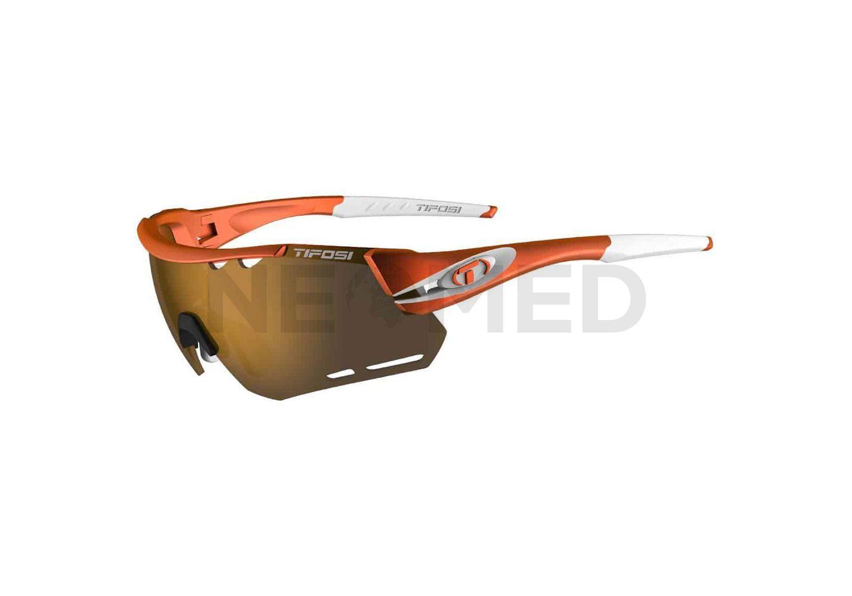 b12b6887a6 Αθλητικά Γυαλιά Ηλίου με Τρεις Διαφορετικούς Φακούς Alliant Matte Orange  του οίκου Tifosi Αμερικής ...