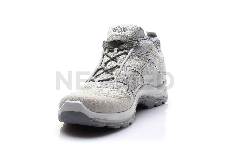 Haix Werkschoenen.Haix Black Eagle Air Low Grey Silver Laarzen Werkschoenen