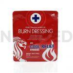Επίθεμα Εγκαυμάτων 10x10 cm Burn Dressing με Gel Cool Relief του Βρετανικού οίκου Blue Lion Medical