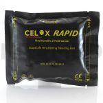 Αιμοστατικός Επίδεσμος CELOX Rapid Z-Fold του οίκου Medtrade Αγγλίας