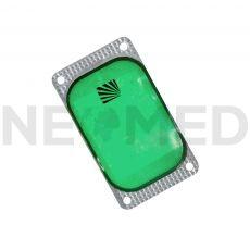 Πομπός χημικού φωτισμού πράσινος VisiPad™ του οίκου Cyalume® Technologies Η.Π.Α.
