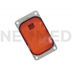 Πομπός χημικού φωτισμού κόκκινος Visipad™ του οίκου Cyalume® Technologies Η.Π.Α.