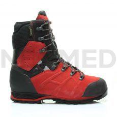 Μπότες Υλοτομίας Protector Ultra Signal Red από την HAIX Γερμανίας