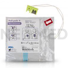 Ηλεκτρόδια Απινίδωσης Βρεφικά - Παιδιατρικά Pedi-padz II του οίκου ZOLL Αμερικής