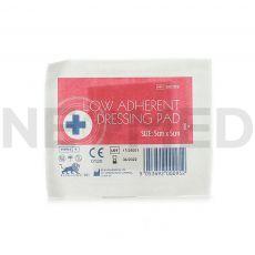 Επίθεμα Γάζας 5 x 5 cm σε Αποστειρωμένη Συσκευασία Τεμαχίου του οίκου Blue Lion Medical Medical Αγγλίας