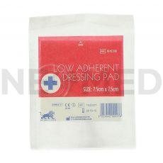 Επίθεμα Γάζας 7.5 x 7.5 cm σε Αποστειρωμένη Συσκευασία Τεμαχίου του οίκου Blue Lion Medical Medical Αγγλίας