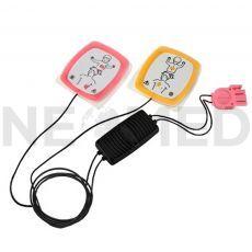 Ηλεκτρόδια Απινίδωσης Μειωμένης Ενέργειας για απινιδωτή LIFEPAK AED του οίκου Physiocontrol Αμερικής