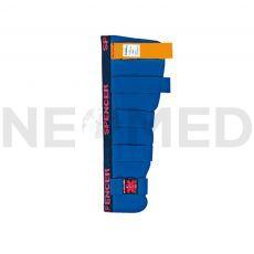 Νάρθηκας Ακινητοποίησης Νεοπρενίου Blue Splint 57.8 cm του οίκου Spencer Ιταλίας