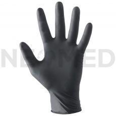 Γάντια Λάτεξ Μαύρα Soft Touch του οίκου VM Medical Ελλάδος