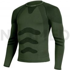 Ισοθερμική Μπλούζα APOL 6262 Πράσινη του οίκου Lasting Τσεχίας