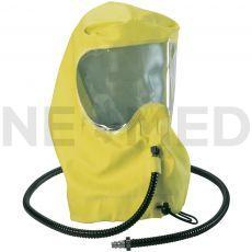 Κουκούλα Διάσωσης για Αναπνευστική Συσκευή RespiHood του οίκου MSA Αμερικής