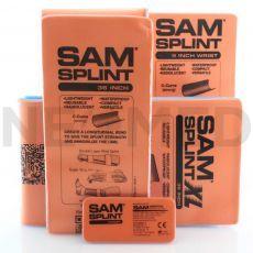 Νάρθηκες Αλουμινίου σε σετ τεσσάρων τεμαχίων του οίκου SAM Medical Products Αμερικής