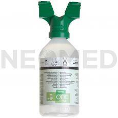 Συσκευή Πλύσης Οφθαλμών 500ml NaCl 0.9% DUO Eyecup του οίκου PLUM Δανίας