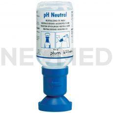 Συσκευή Πλύσης Οφθαλμών για Τραυματισμούς απο Χημικά pH Neutral του οίκου PLUM Δανίας