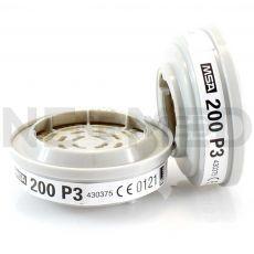 Φίλτρα Σκόνης - Μικροσωματιδίων 200 P3 του οίκου MSA Αμερικής