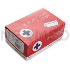 Ανιχνεύσιμοι Λευκοπλάστες Ακροδαχτύλων Blue Detectable Plasters του οίκου Blue Lion Medical