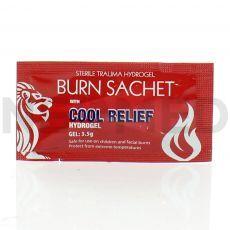 Gel Εγκαυμάτων σε Φακελάκι Burn Gel Cool Relief του Βρετανικού οίκου Blue Lion