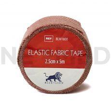 Ταινία Αυτοκόλλητη Υφασμάτινη Στερέωσης Επιδέσμων Fabric 2.5cm x 5m του οίκου Blue Lion Medical Αγγλίας