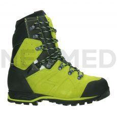 Μπότες Υλοτομίας Protector Ultra Lime Green από την HAIX Γερμανίας