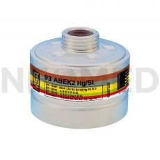 Φίλτρο Αναπνευστικής Προστασίας 93 PlexTec A2B2E2K2 Hg P3 R D του οίκου MSA Αμερικής