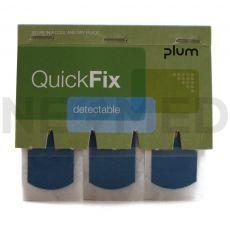 Λευκοπλάστες Μπλέ Ανιχνεύσιμοι QuickFix Detectable του οίκου PLUM Δανίας