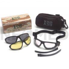 Γυαλιά Σκοπευτικά XSG Grey του οίκου Pyramex Αμερικής