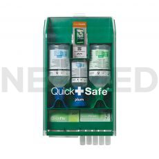 Σταθμός Πλύσης Οφθαλμών QuickSafe Chemical Industry First Aid Station του οίκου PLUM Δανίας