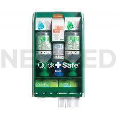 Σταθμός Πλύσης Οφθαλμών και Πρώτων Βοηθειών QuickSafe Foodindustry First Aid Station του οίκου PLUM Δανίας