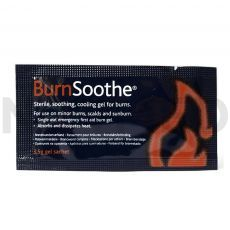GEL Εγκαυμάτων BurnSoothe σε φακελάκι 3.5 ml του οίκου Reliance Medical Αγγλίας