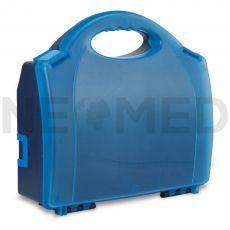 Κουτί Α' Βοηθειών Επιτοίχιο Aura Integral Blue του οίκου Reliance Medical Αγγλίας