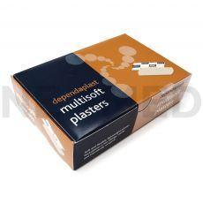 Λευκοπλάστες 7.5 x 2.5 cm Dependaplast Multisoft σε συσκευασία 100 τεμαχίων του οίκου Reliance Medical Αγγλίας