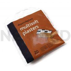 Λευκοπλάστες Απαλοί Multisoft σε συσκευασία 20 τεμαχίων του οίκου Reliance Medical Αγγλίας