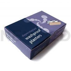 Λευκοπλάστες Αδιάβροχοι σε κουτί των 100 τεμαχίων διαφόρων διαστάσεων του οίκου Reliance Medical Αγγλίας
