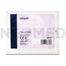 Επίθεμα Γάζας 7.5 x 7.5 cm σε Αποστειρωμένη Συσκευασία Τεμαχίου του οίκου Reliance Medical Αγγλίας