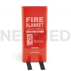 Κουβέρτα Πυροπροστασίας 1.2 x 1.8 m STX 640 του οίκου Spencer Ιταλίας
