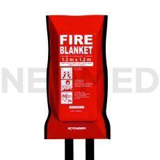 Κουβέρτα Πυροπροστασίας 1.2 x 1.2 m STX 641 του οίκου Spencer Ιταλίας