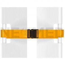 Ιμάντας Ακινητοποίησης Μονοκόμματος STX 597 με Πλαστική Πόρπη Ασφαλείας του οίκου Spencer Ιταλίας