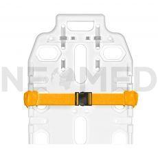 Ιμάντας Ακινητοποίησης Διαιρούμενος STX 598 με Πλαστική Πόρπη Ασφαλείας του οίκου Spencer Ιταλίας