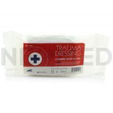Επίδεσμος Αιμοστατικός Trauma Dressing με Επίθεμα 15 x 18 cm του Βρετανικού οίκου Blue Lion Medical