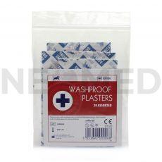 Λευκοπλάστες Αδιάβροχοι σε συσκευασία των 20 τεμαχίων διαφόρων διαστάσεων του οίκου Blue Lion Medical Αγγλίας
