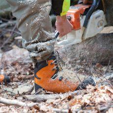 Άρβυλα Υλοτομίας και Δασικών Εργασιών Protector Forest από την HAIX