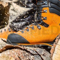 Μπότες Εργασίας Υλοτομίας Protector Forest της HAIX Γερμανίας