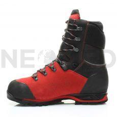 Μπότες Υλοτομίας Protector Ultra Signal Red του οίκου HAIX Γερμανίας