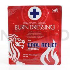 Επίθεμα Εγκαυμάτων 20x20 cm Burn Dressing με Gel Cool Relief του Βρετανικού οίκου Blue Lion Medical